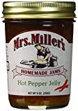 Hot Pepper Jelly: 3 jars Mrs Millers Homemade