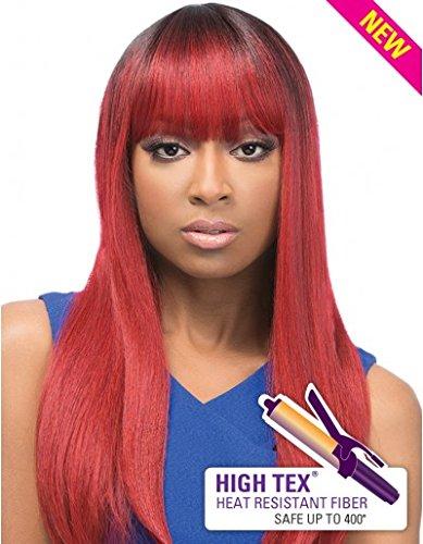 Ariel Wigs (Outre Quick Weave Eco Wig - ARIEL (1B - Off Black))