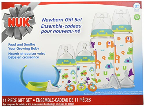 NUK Perfect Fit New Born Bottle Gift Set by NUK (Image #1)