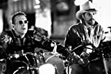#3: Don Johnson Mickey Rourke Harley Davidson and The Marlboro Man 24X36 Poster