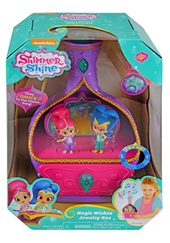 (Shimmer and Shine Jewelry Box)