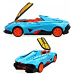 Best Gift 1/32 Alloyed Car Model Cool Sports Car Model For Child, Light Blue from Kylin Express