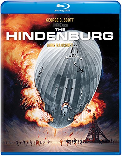 - The Hindenburg [Blu-ray]