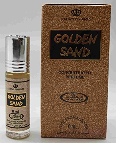 Golden Sand - 6ml (.2 oz) Perfume Oil by Al-Rehab (Crown Perfumes)