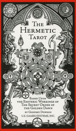 The Hermetic Tarot, Godfrey Dowson