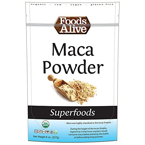 Foods Alive Organic Dominican Cacao Powder Raw -- 8 oz by Foods Alive -  3738114