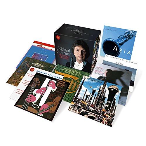 Richard Stoltzman - The Complete Rca Album Collection ()