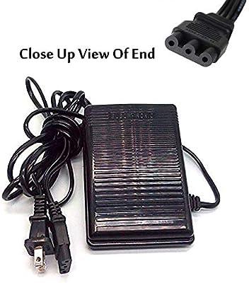 LNKA 033770217 - Pedal y cable de control de pies compatibles con ...