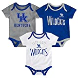 Gen 2 NCAA Kentucky Wildcats Newborn & Infant Little Tailgater Bodysuit, 6-9 Months, Royal