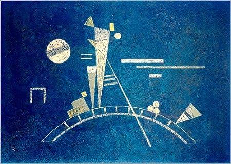 Posterlounge Cuadro de metacrilato 70 x 50 cm: Fragile de Wassily Kandinsky/akg-Images: Wassily Kandinsky: Amazon.es: Hogar