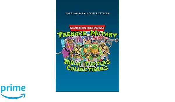 Teenage Mutant Ninja Turtles Collectibles: Amazon.es: Matt ...