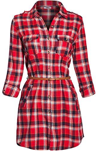 madras dress - 3