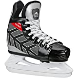 Lake Placid WIZARD 400 Youth Ice Hockey Skates with Adjustable Sizing