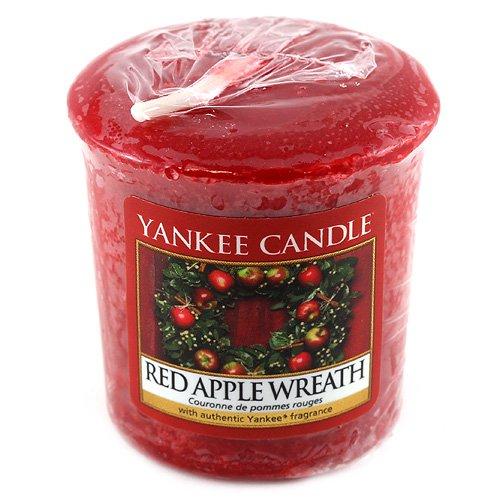 YANKEE CANDLE Votive Red Apple Wreath Duftkerze 0, 049 kg 1120702E
