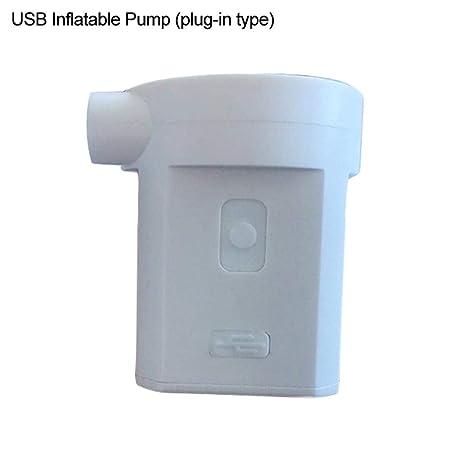 remote.S Bomba De Aire Portátil Batería De Litio Carga USB ...