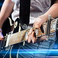 Capo Balanceo de Guitarra Capo Deslizante Cejilla Ajustable ...