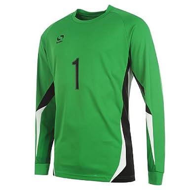 b554e414743 Sondico Men's Core Goalkeeper Shirt Green (XXX Large): Amazon.co.uk ...