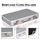 SEPAL Silver Credit Card Holder