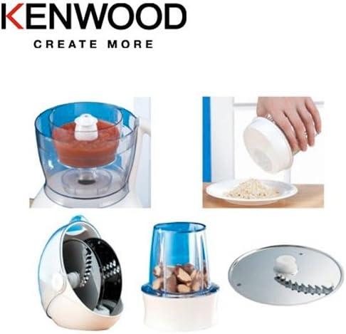 Kenwood Multi-Pro Kit Recambios para Robot Cocina 5 Piezas Accesorios Serie FP: Amazon.es