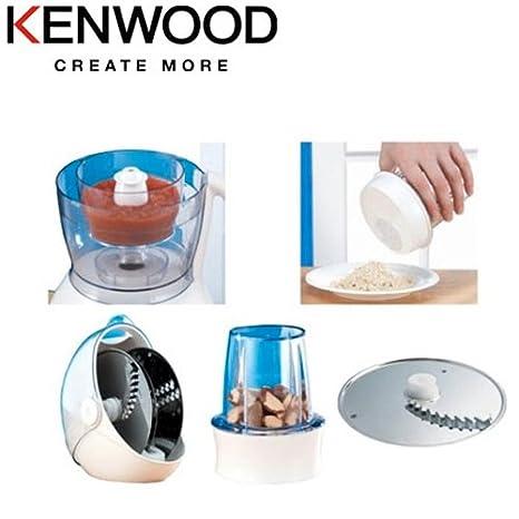 Multi-Pro Kenwood Kit Ricambi Per Robot Cucina 5 Pezzi Accessori ...