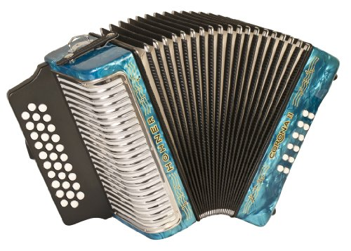Hohner Accordions 3500FLB 43-Key Accordion by Hohner Accordions