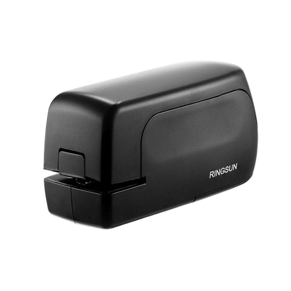 KOBWA Automatic Electric Stapler,Battery-powered and AC Power Portable Office Heavy-Duty Desk Stapler Jam-Free 20 Sheet Capacity,Perfect for Home, Office, Classroom and School