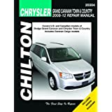 Chrysler Grand Caravan/Town & Country Automotive Repair Manual: 2008-12 Chilton