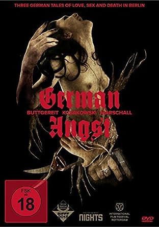 Amazon com: German Angst (2015) [ NON-USA FORMAT, PAL, Reg 2