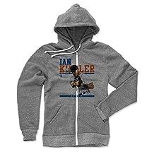 Ian Kinsler Play B Detroit Men's Zip Hoodie