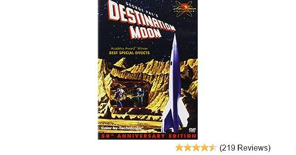 Amazon com: Destination Moon: John Archer, Warner Anderson