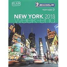 New York 2018 - Guide vert Week-end