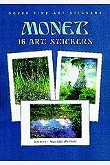 Monet: 16 Art Stickers (Dover Art Stickers) Misc. Supplies
