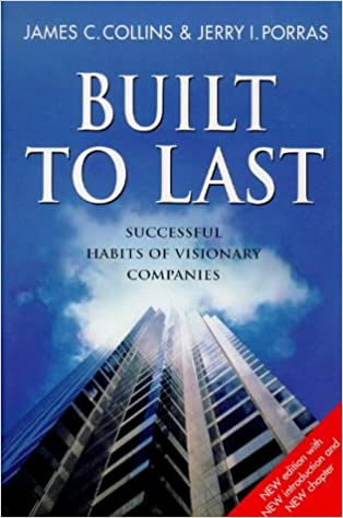 image for Built to Last: Successful Habits of Visionary Companies (Century Business)