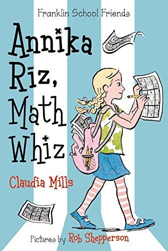 Annika Riz, Math Whiz (Franklin School -