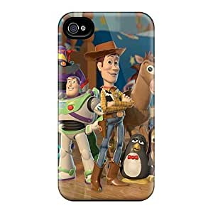 Best Hard Cell-phone Cases For Iphone 4/4s With Custom Realistic The Good Dinosaur Skin JamesKrisky