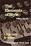 The Elements of Style, William Strunk, 097522980X