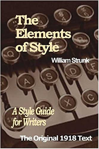The Elements of Style: A Style Guide for Writers price comparison at Flipkart, Amazon, Crossword, Uread, Bookadda, Landmark, Homeshop18