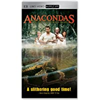 Anacondas - The Hunt for the Blood Orchid [UMD for PSP]