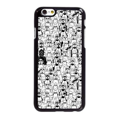 Le Panda Awakens BB81WR6 coque iPhone 6 6S 4,7 pouces de mobile cas coque L7LK1K8XR