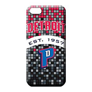 iphone 5 5s Protection Scratch-proof Hd cell phone covers detroit pistons nba basketball