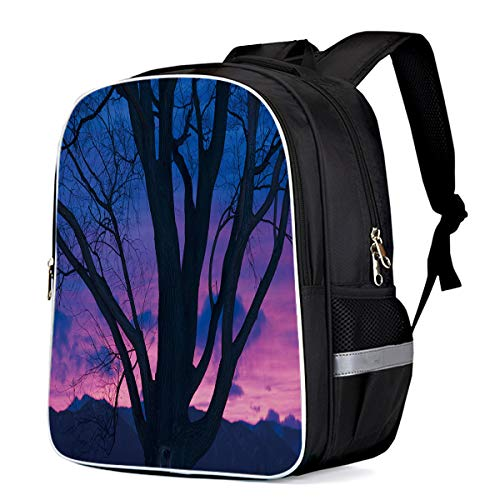 Beautiful Deadwood Scenery Laptop Backpack for Girls School College Backpack Lightweight Stylish and Durable Bag