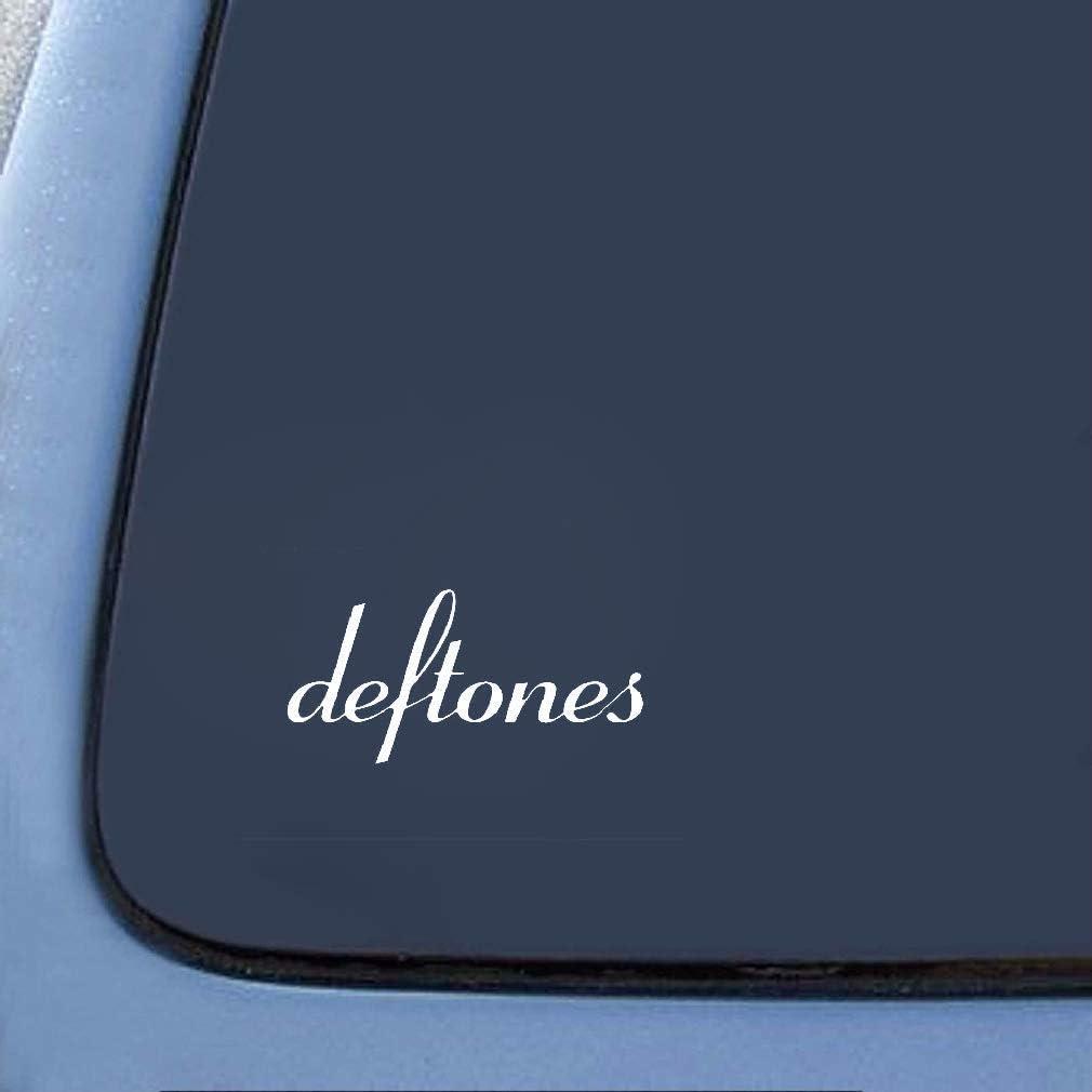 Car Sticker Car Decal Deftones Decal Car Truck Window Bumper Sticker Funny Car Stickers Decal Motorcycle Car Styling for Car Laptop Window Sticker