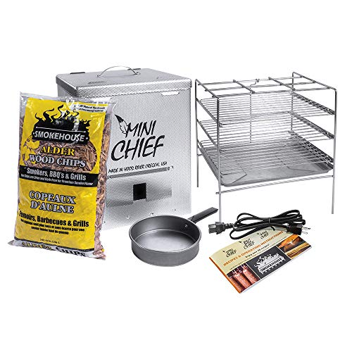 (Smokehouse Products Mini Chief Top Load Smoker)