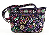 Bella Taylor Carnevale Taylor Quilted Cotton Handbag Tote Bag, Bags Central