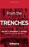 img - for Leadership Vol. 2: From the Trenches. Stories + Anecdotes + Insights from in-house creative leaders. (Volume 2) book / textbook / text book