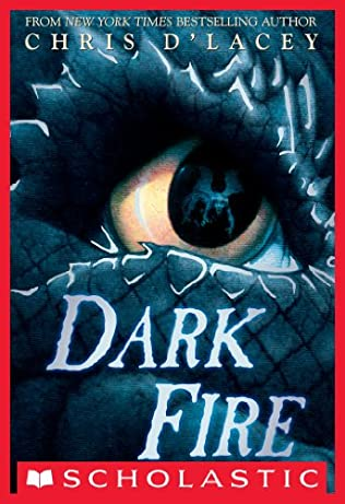 book cover of Dark Fire