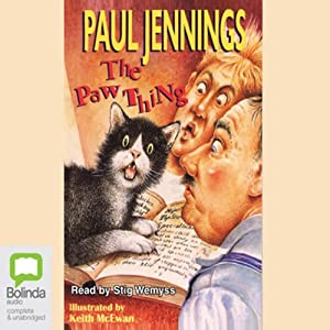 The Paw Thing Audiobook