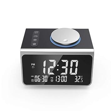 Global Brands Online Digital FM Radio Alarma Reloj Control ...