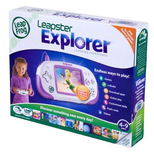 LeapFrog Leapster Explorer Learning Game System, Purple by LeapFrog (Image #7)