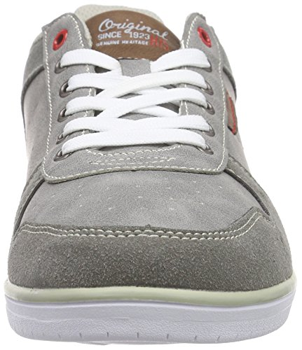 Le basse 15mcb001 sue sneakers grigie arqaxOZt